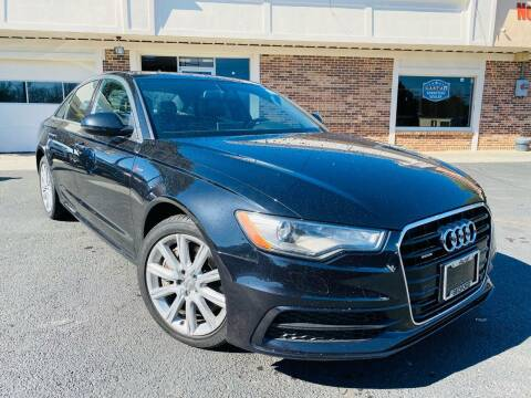 2013 Audi A6 for sale at North Georgia Auto Brokers in Snellville GA