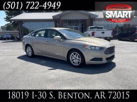 2015 Ford Fusion for sale at Smart Auto Sales of Benton in Benton AR
