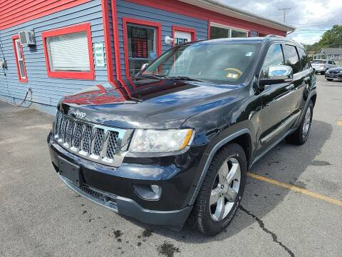 2011 Jeep Grand Cherokee for sale at Top Quality Auto Sales in Westport MA