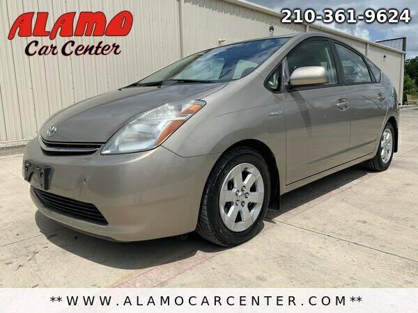 2006 Toyota Prius for sale at Alamo Car Center in San Antonio TX
