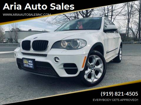 2011 BMW X5 for sale at ARIA  AUTO  SALES in Raleigh NC