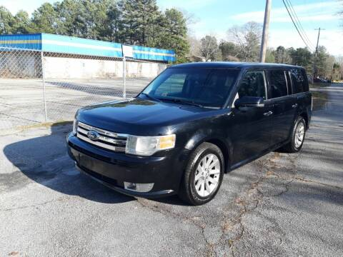 2009 Ford Flex for sale at GA Auto IMPORTS  LLC in Buford GA