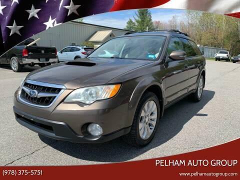 2009 Subaru Outback for sale at Pelham Auto Group in Pelham NH