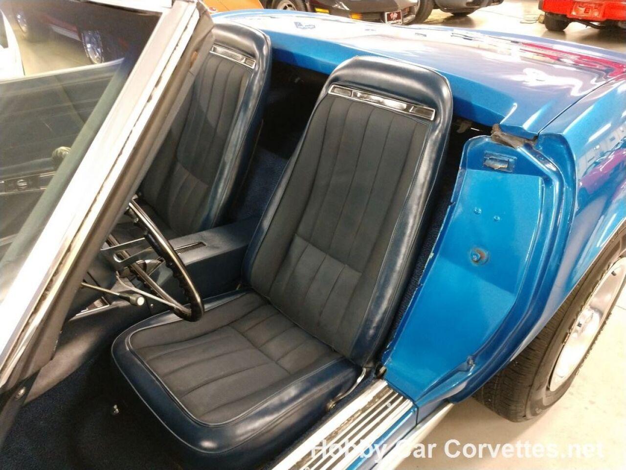 1973 Chevrolet Corvette 10