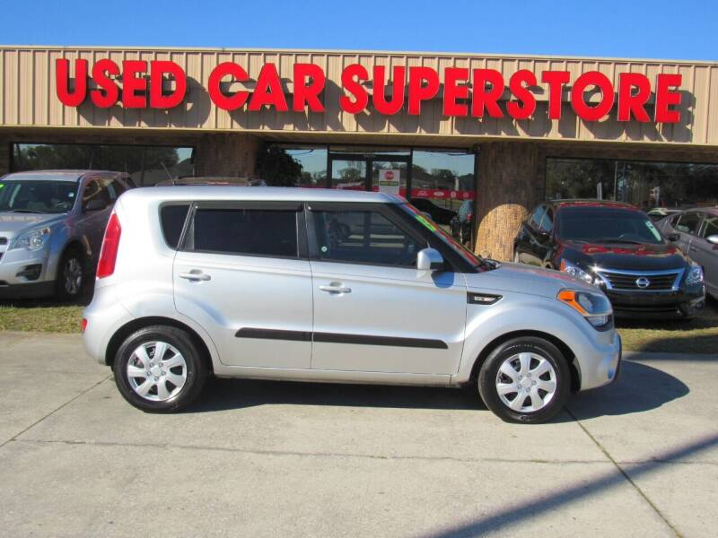 2013 Kia Soul for sale at Checkered Flag Auto Sales NORTH in Lakeland FL
