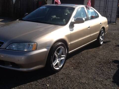 2000 Acura TL for sale at Lance Motors in Monroe Township NJ