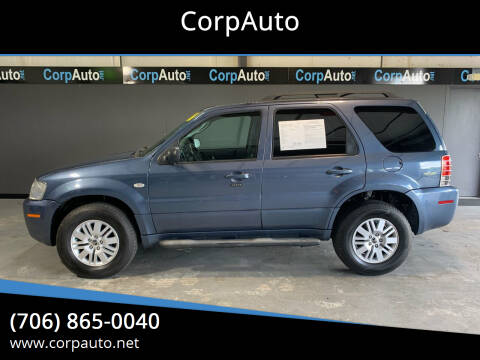 2006 Mercury Mariner for sale at CorpAuto in Cleveland GA