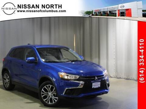 2019 Mitsubishi Outlander Sport for sale at Auto Center of Columbus in Columbus OH