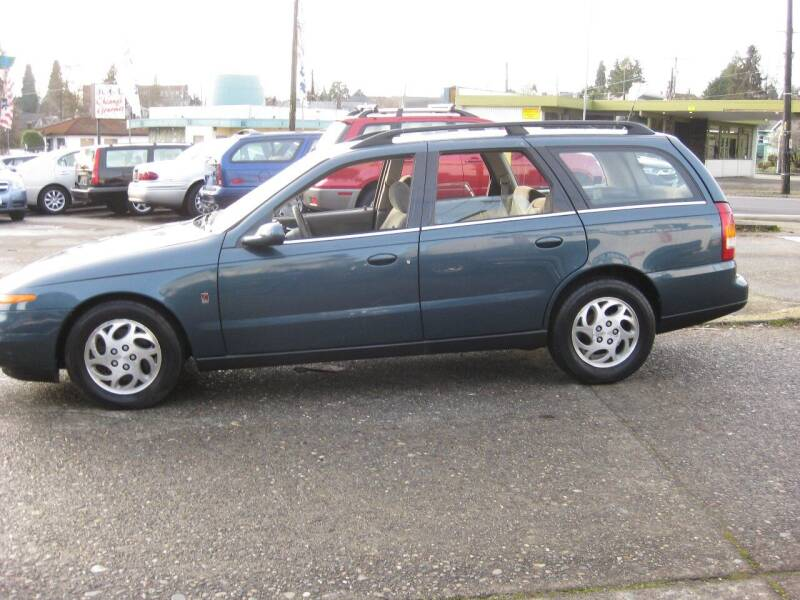 2002 Saturn L-Series for sale at UNIVERSITY MOTORSPORTS in Seattle WA