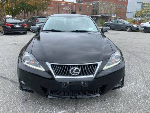 2012 Lexus IS 250 for sale at EBN Auto Sales in Lowell MA