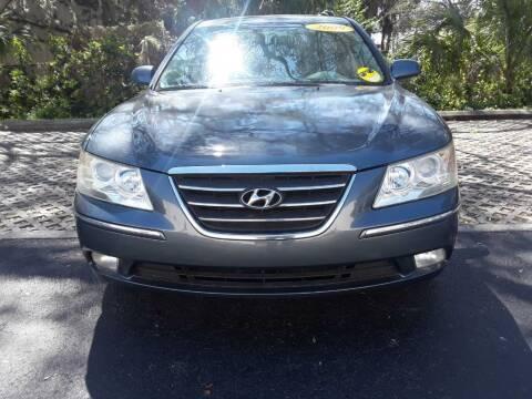 2009 Hyundai Sonata for sale at AUTO IMAGE PLUS in Tampa FL