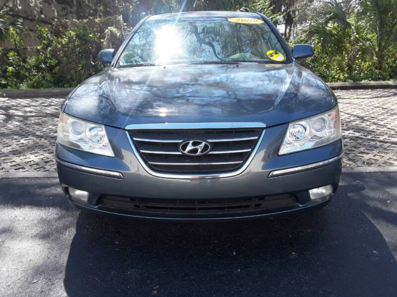 2009 Hyundai Sonata for sale at AUTO IMAGE PLUS in Tampa FL
