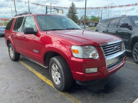 2008 Ford Explorer for sale at Right Place Auto Sales in Indianapolis IN