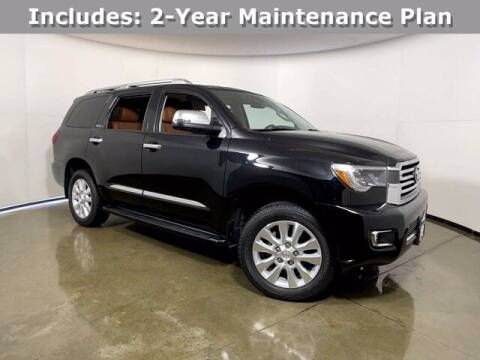 2019 Toyota Sequoia for sale at Smart Motors in Madison WI