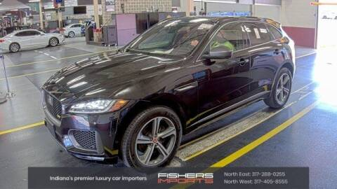 2020 Jaguar F-PACE for sale at Fishers Imports in Fishers IN