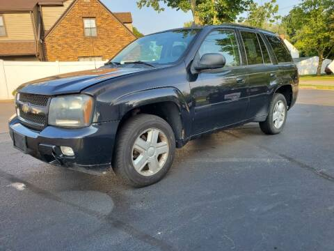 2008 Chevrolet TrailBlazer for sale at Boardman Auto Exchange in Youngstown OH
