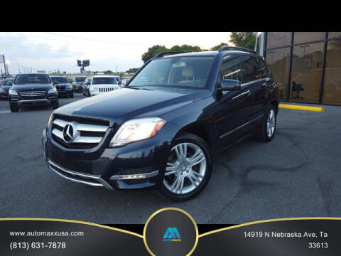 2014 Mercedes-Benz GLK for sale at Automaxx in Tampa FL