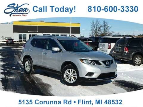 2015 Nissan Rogue for sale at Jamie Sells Cars 810 - Linden Location in Flint MI