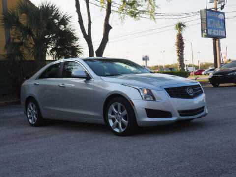 2014 Cadillac ATS for sale at Winter Park Auto Mall in Orlando FL