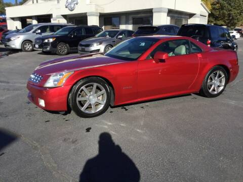 2005 Cadillac XLR for sale at Beutler Auto Sales in Clearfield UT