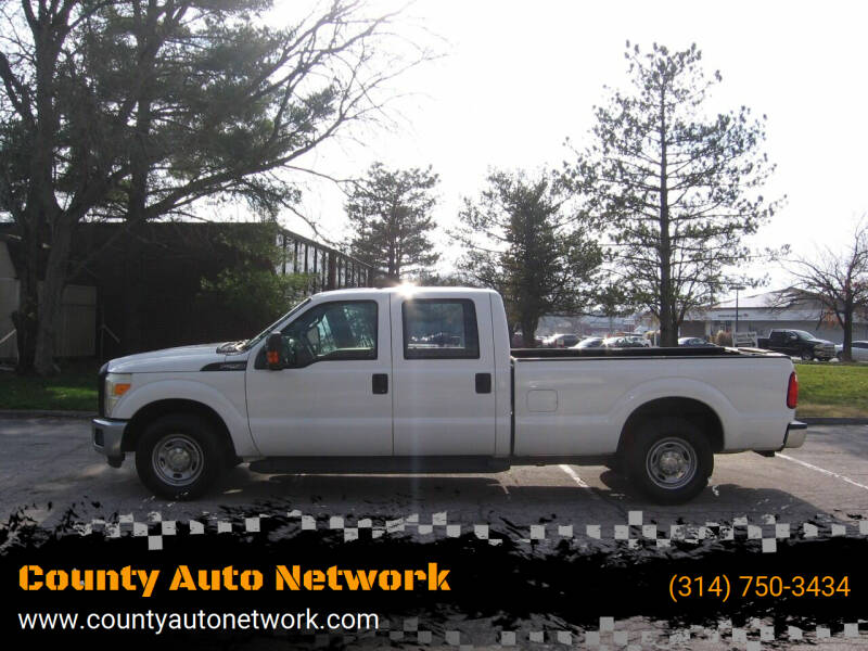 2012 Ford F-250 Super Duty for sale at County Auto Network in Ballwin MO