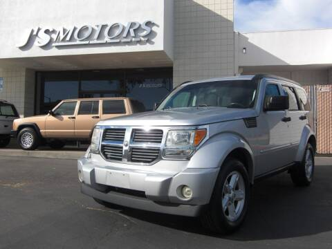2007 Dodge Nitro for sale at J'S MOTORS in San Diego CA