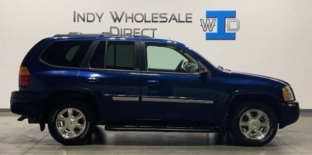 2004 GMC Envoy for sale at Indy Wholesale Direct in Carmel IN