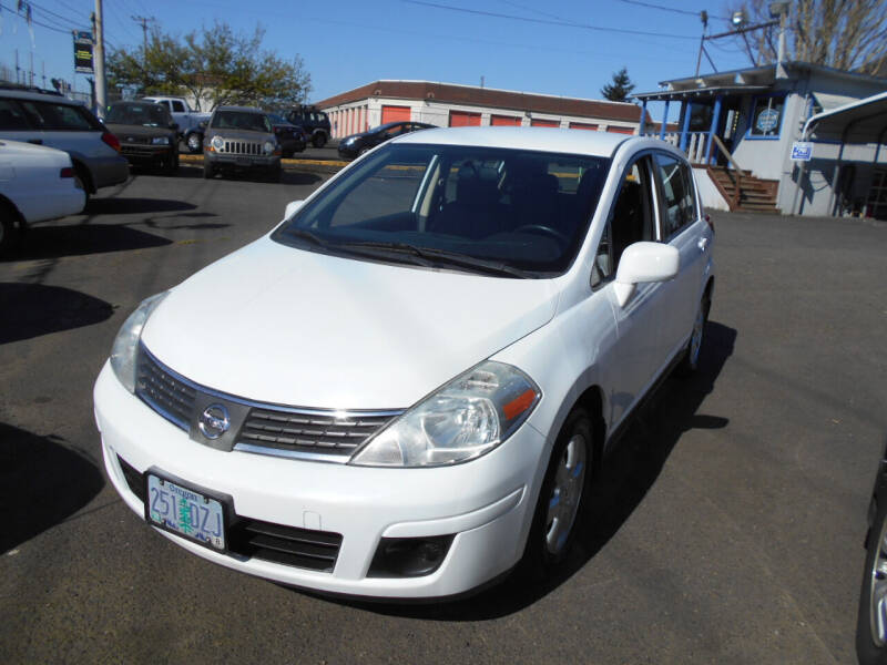 2009 Nissan Versa for sale at Family Auto Network in Portland OR