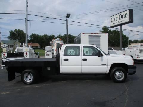 2006 Chevrolet Silverado 3500 for sale at Car One in Murfreesboro TN