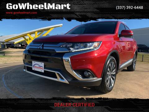 2020 Mitsubishi Outlander for sale at GoWheelMart in Leesville LA