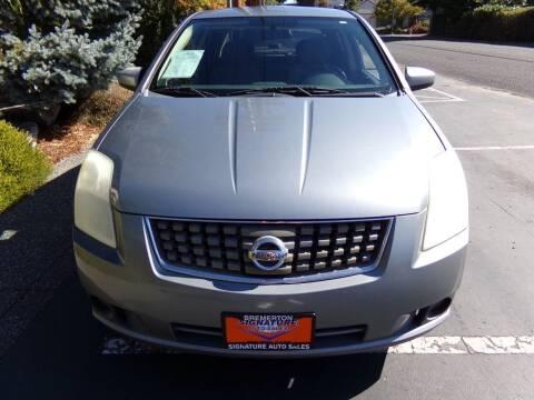 2007 Nissan Sentra for sale at Signature Auto Sales in Bremerton WA
