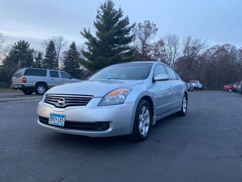 2009 Nissan Altima for sale at Northstar Auto Sales LLC in Ham Lake MN