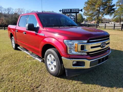 2018 Ford F-150 for sale at Bratton Automotive Inc in Phenix City AL