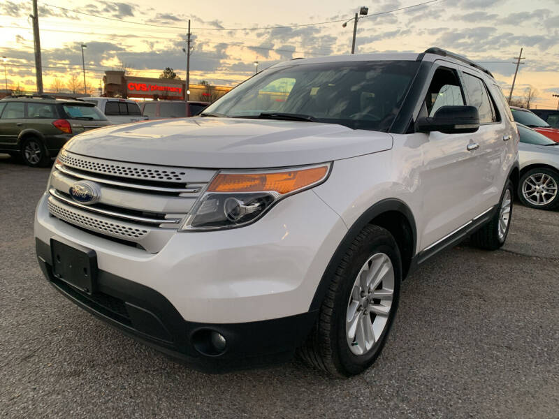 2011 Ford Explorer for sale at Safeway Auto Sales in Horn Lake MS
