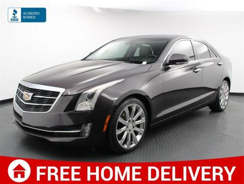 2015 Cadillac ATS for sale at Florida Fine Cars - West Palm Beach in West Palm Beach FL