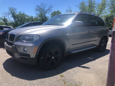 2008 BMW X5 for sale at Top Line Import of Methuen in Methuen MA