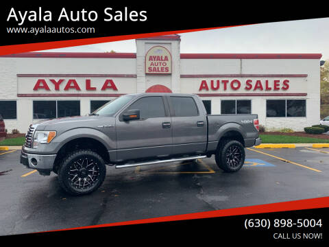 2011 Ford F-150 for sale at Ayala Auto Sales in Aurora IL
