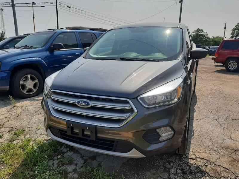2017 Ford Escape for sale at John - Glenn Auto Sales INC in Plain City OH