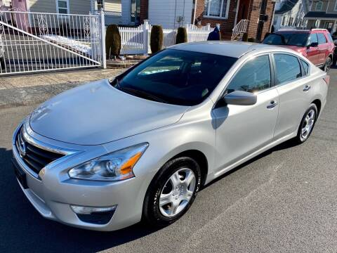 2015 Nissan Altima for sale at Jordan Auto Group in Paterson NJ