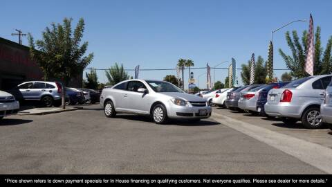 2007 Chevrolet Cobalt for sale at Westland Auto Sales in Fresno CA