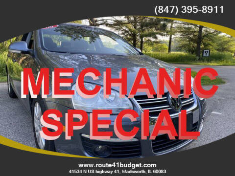 2006 Volkswagen Jetta for sale at Route 41 Budget Auto in Wadsworth IL