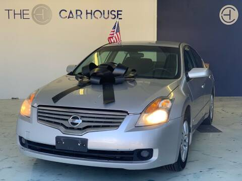 2008 Nissan Altima for sale at The Car House of Garfield in Garfield NJ