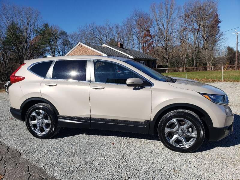 2019 Honda CR-V for sale at 220 Auto Sales in Rocky Mount VA