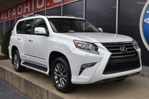 2015 Lexus GX 460 for sale at Alfa Romeo & Fiat of Strongsville in Strongsville OH