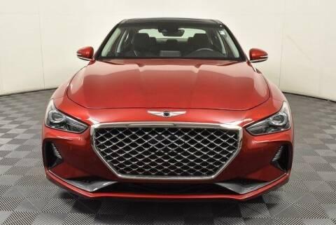 2020 Genesis G70 for sale at Southern Auto Solutions-Jim Ellis Hyundai in Marietta GA