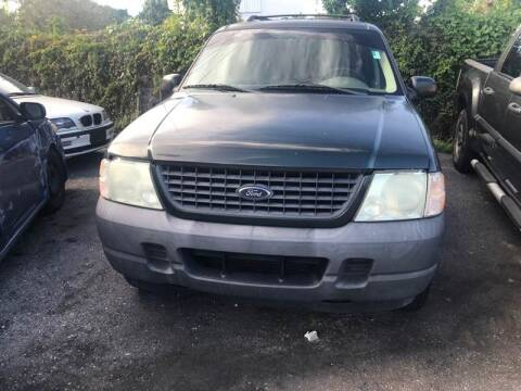 2004 Ford Explorer for sale at Dulux Auto Sales Inc & Car Rental in Hollywood FL