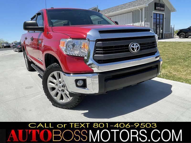 2017 Toyota Tundra for sale in Woodscross, UT