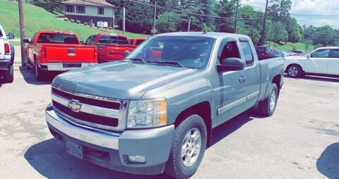 2008 Chevrolet Silverado 1500 for sale at North Knox Auto LLC in Knoxville TN