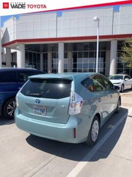2013 Toyota Prius v for sale at Stephen Wade Pre-Owned Supercenter in Saint George UT