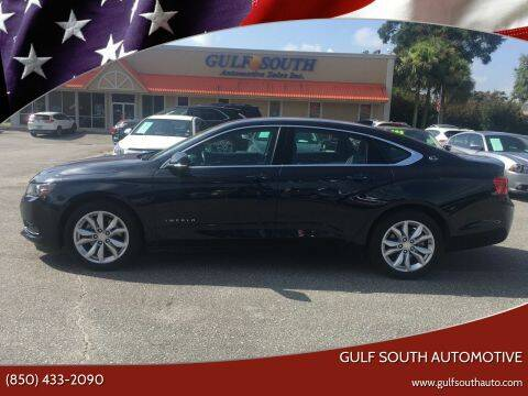 2019 Chevrolet Impala for sale at Gulf South Automotive in Pensacola FL